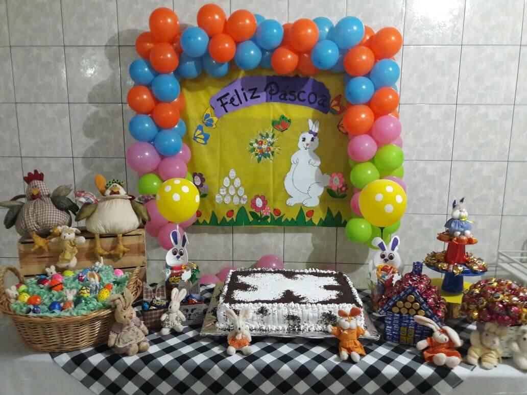 FESTA DA PÁSCOA  / DIA DAS MÃES