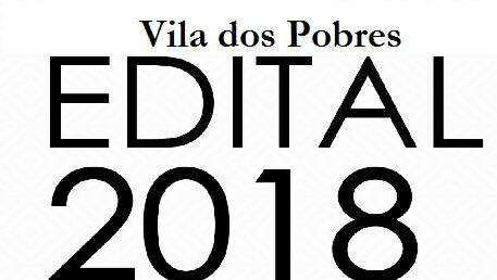 ABERTURA DE EDITAL - 001/2018