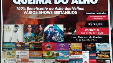 QUEIMA DO ALHO!!!