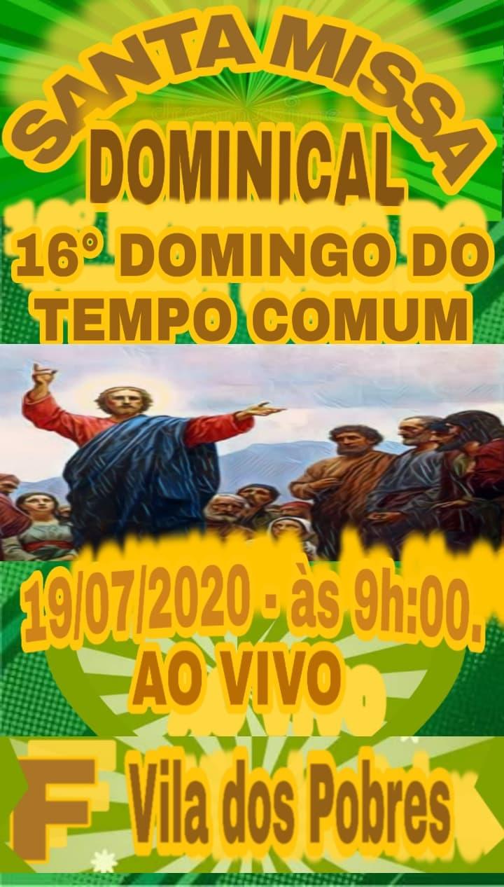 SANTA MISSA DOMINICAL