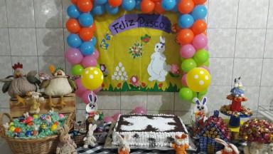 FESTA DA PÁSCOA/DIA DAS MÃES